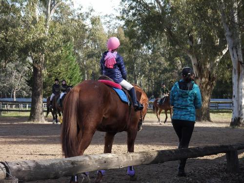 clases de equitación - pensionado- volvimos!!!