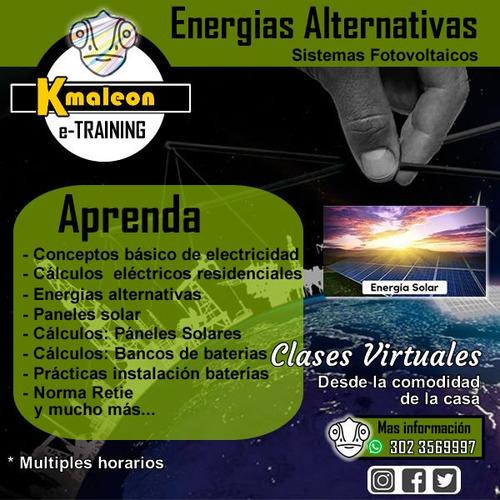 clases de excel - electricidad - marketing digital