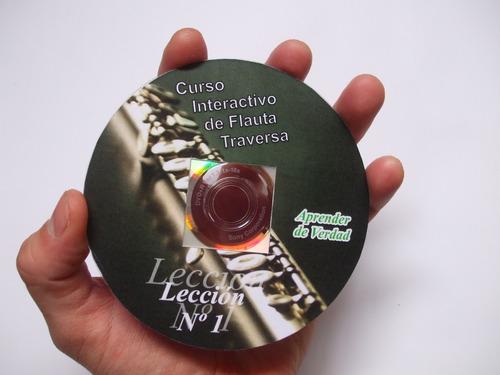 clases de flauta traversa en video