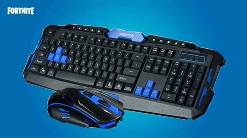 clases de fortnite para teclado y mouse