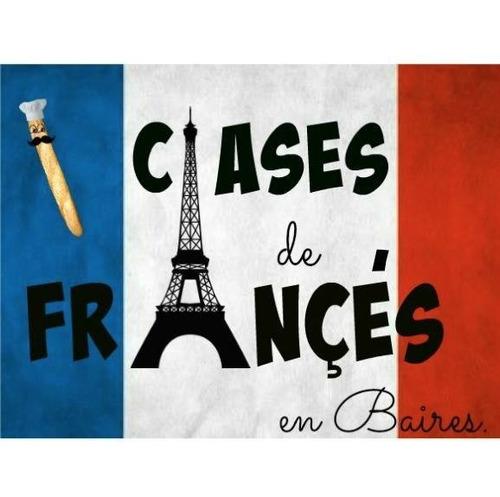 clases de francés. profesor particular en casa/domicilio