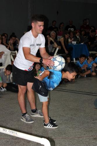 clases de freestyle futbol