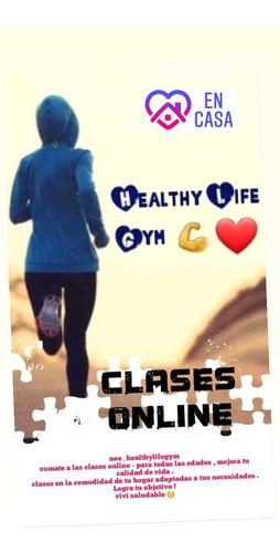 clases de gimnasia online