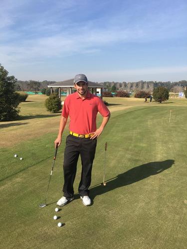 clases de golf - todos los niveles.