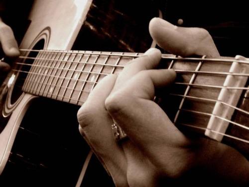 clases de guitarra a domicilio
