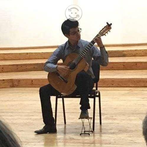 clases de guitarra acústica/eléctrica a domicilio