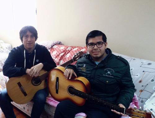 clases de guitarra (acústica,eléctrica,clásica) a domicilio