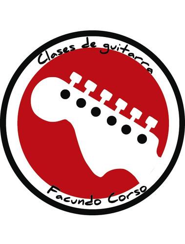 clases de guitarra almagro/palermo/villa crespo/ a domicilio