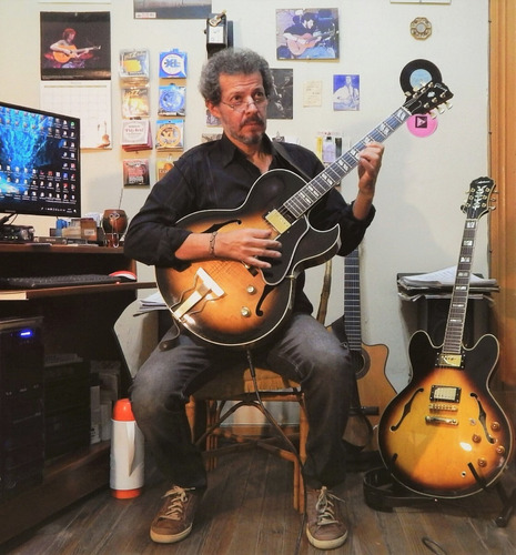 clases de guitarra, capital,villa pueyrredon,devoto