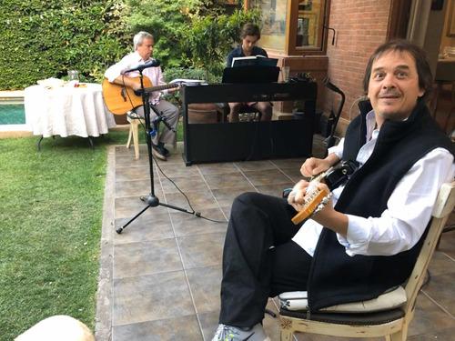clases de guitarra, composición, arreglos y orquestación