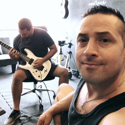 clases de guitarra eléctrica - jesús parra