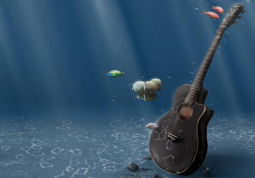 clases de guitarra electrica y acustica, armonía ,solfeo