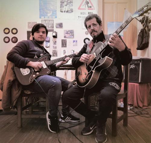 clases de guitarra on line, villa devoto,urquiza,belgrano