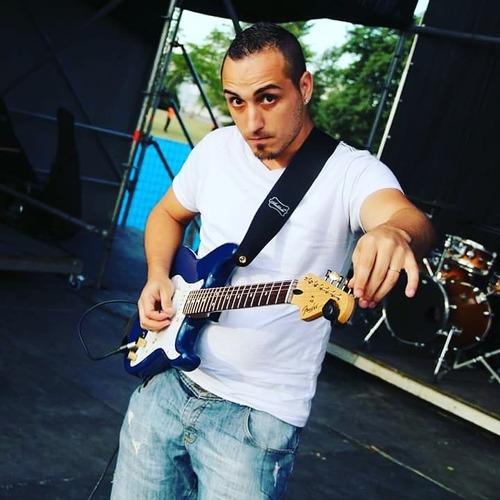 clases de guitarra online - electrica - criolla
