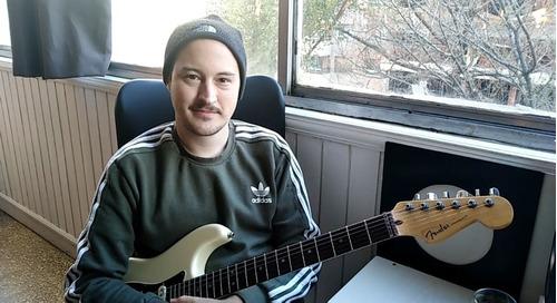clases de guitarra online eléctrica y criolla