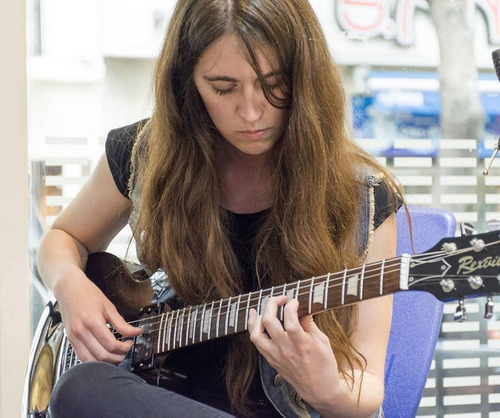 clases de guitarra online para niñas/os - música para chicos