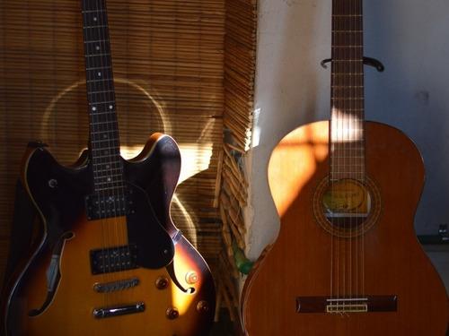 clases de guitarra profesor f maraschi clases online!!