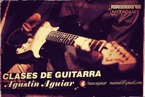 clases de guitarra - recoleta barrio norte almagro domicilio