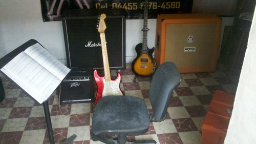 clases de guitarra rock,blues, jazz,metal