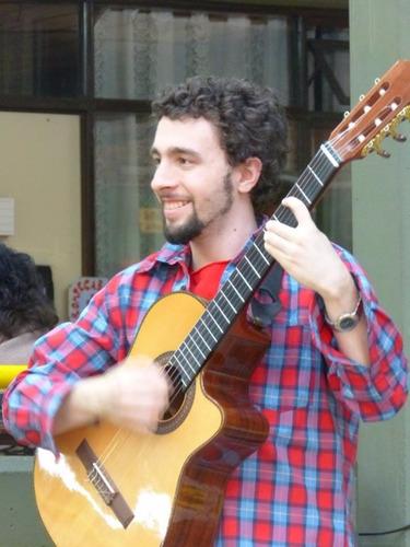 clases de guitarra san telmo la boca barracas y a domicilio