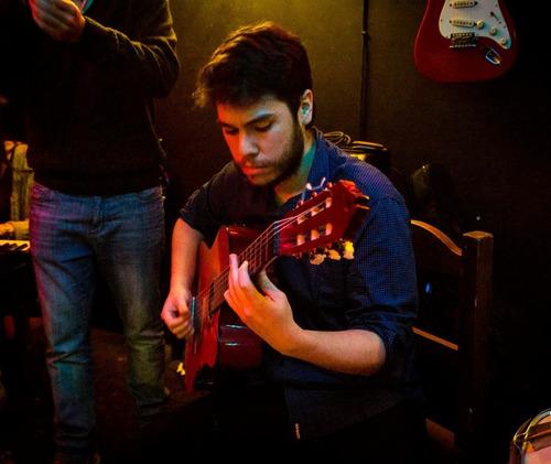 clases de guitarra - todas las edades