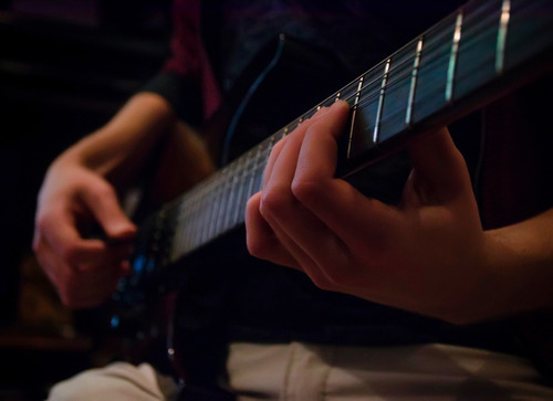 clases de guitarra todos los niveles, a domicilio en almagro