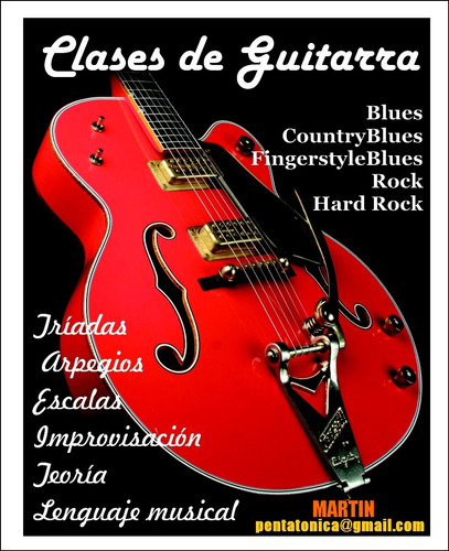 clases de guitarra / ukelele - ramos mejía
