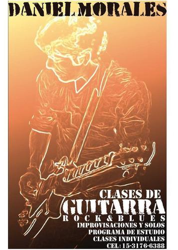 clases de guitarra y armonica