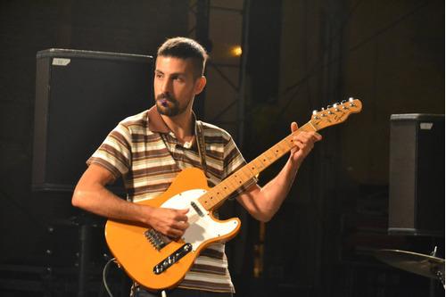 clases de guitarra y bajo-san telmo, la boca, barracas.
