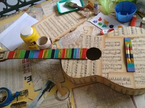 clases de guitarra y ukelele niños adultos especial congreso