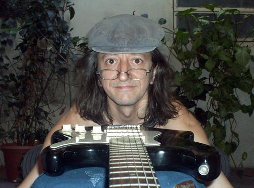 clases de guitarra y/o bajo - colegiales / belgrano