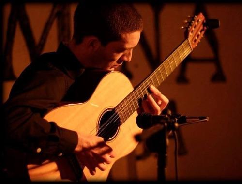clases de guitarra    zona once - congreso
