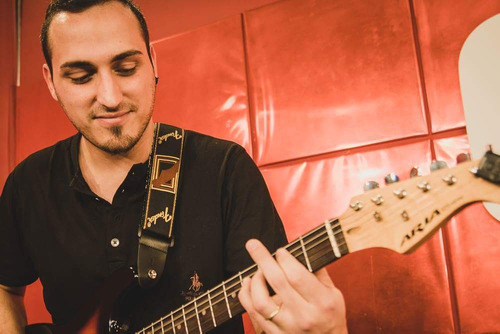 clases de guitarra zona sur - wilde dominico sarandi
