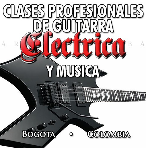 clases de guitarra/bajo/piano/canto - webcam, domicilios