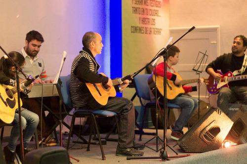 clases de guitarra/bajo/ukelele ballester/villa adelina