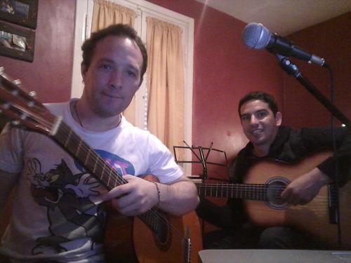 clases de guitarra,en caballito,cid campeador,primera junta