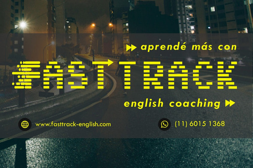 clases de inglés a domicilio y grupales // aprendé rápido!