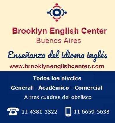clases de inglés - americano