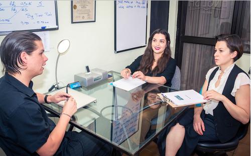 clases de inglés con profesor nativo alex podvin