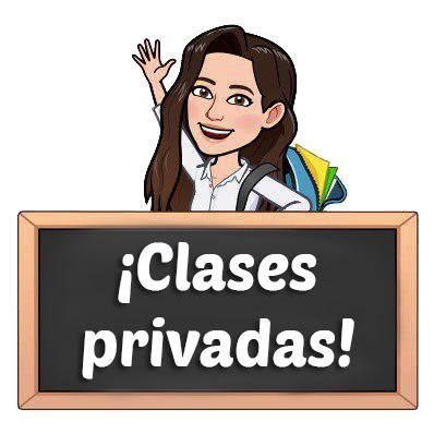 clases de inglés con una teacher cool!