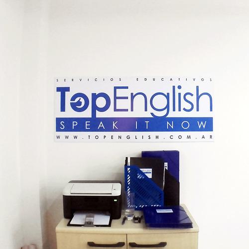 clases de inglés en san telmo planes mensuales  top english