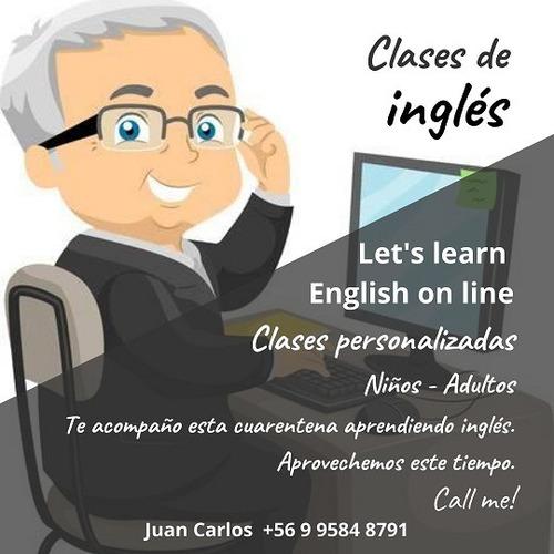 clases de inglés on line english classes