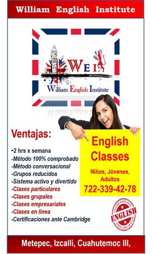 clases de inglés online a toda la república