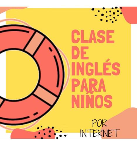 clases de ingles para niños x internet