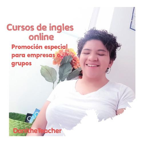 clases de inglés personalizadas online