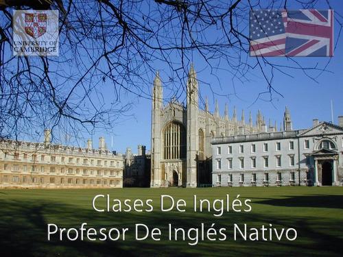 clases de inglés-profesor nativo -speaking-fce-toefl-ielts