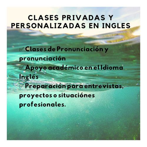 clases de inglés - pronunciación y speaking!