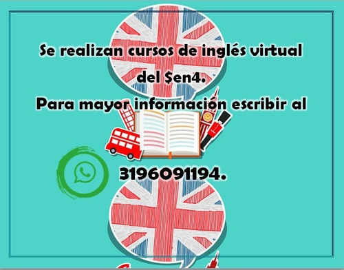 clases de inglés virtual së¿¿ completos