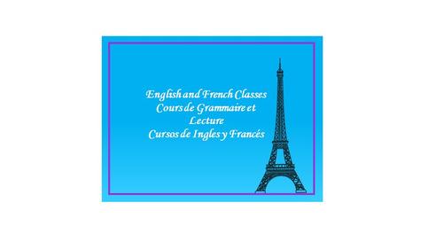 clases de ingles y frances basico