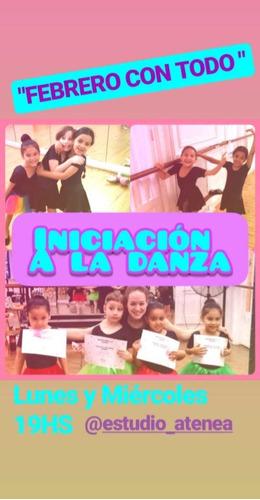 clases de iniciación a la danza